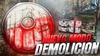 HA LLEGADO DEMOLICION A CALL OF DUTY: WW2