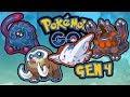 Generation 4 Vorbereitung, Sinnoh-Pokémon gesichtet | Pokémon GO Deutsch #753