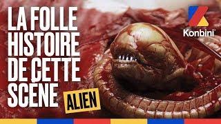 Alien - L'histoire folle de cette scène culte | Konbini