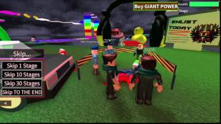 Roblox games with NoodelsXD