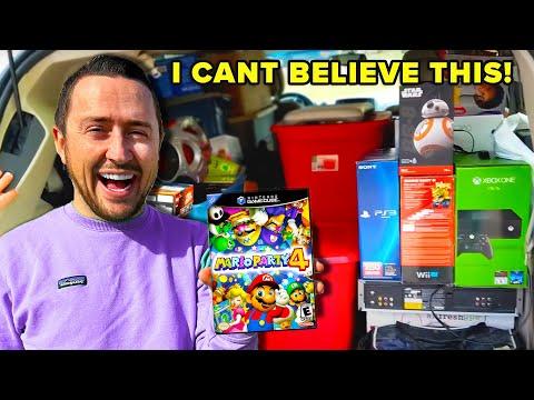 My BEST Garage Sale Day EVER! Season 3, Episode 2