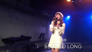 """hillsパン工場 """"ヴォーカラNIGHT""""guest Live 3曲目 『Been so long』"""