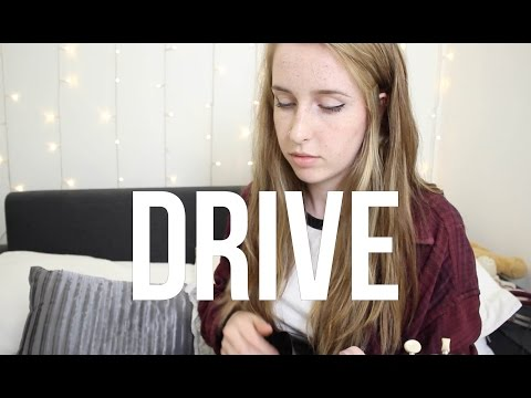 HALSEY - DRIVE (COVER)