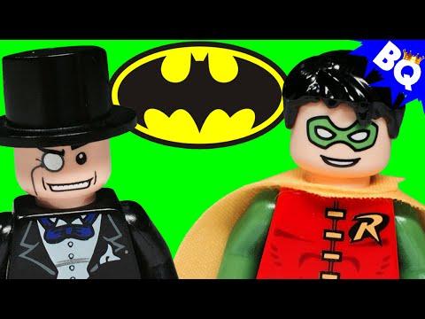 Lego Batman Set 7885 Penguins Sub | How To Make & Do ...
