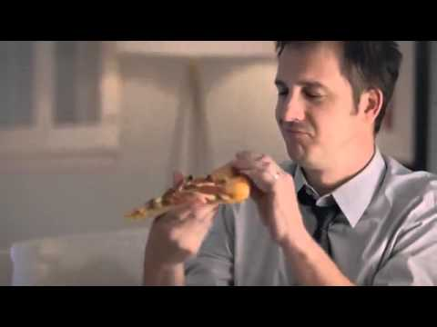 Pizza Hut Cheese Stuffed Crust Pizza Commercial(Nov 2013)-Rick(Latest Indian TV Ad) thumbnail