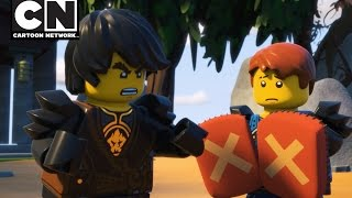 Ninjago | What Would Wu Do? | Cartoon Network
