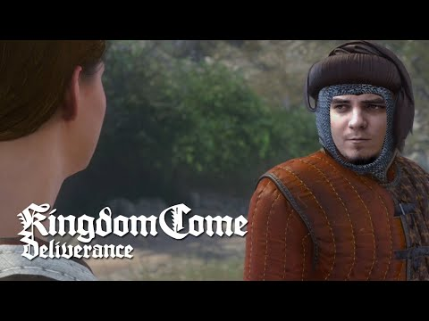 Мэддисон играет в Kingdom Come: Deliverance #6 - Братва романсит барышень