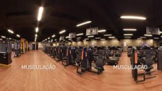 Vídeo 360°   Smart Fit   Aricanduva-SP