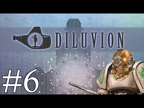 Diluvion - Exploration! - Part 6 Let's Play Diluvion Gameplay