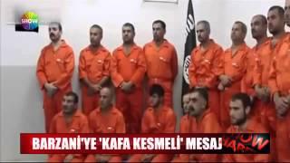 Barzani'ye mesaj / Show Ana Haber