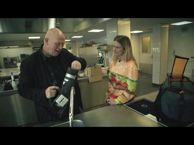 Bekende Nerd: tv-kok Pierre Wind (uit Bright TV)