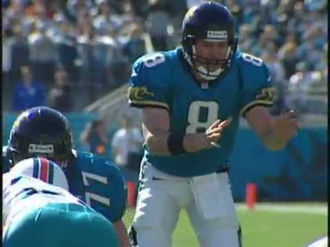Jaguars DESTROY Dolphins, 62-7 in 99' Playoffs