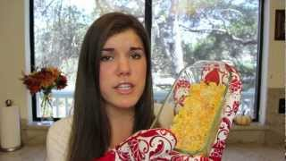 Cambria's Kitchen: Healthy Mac N' Cheese!