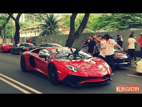 Thr Raaga + Lamborghini Owners Malaysia Weekend with UPSR Students - KLRegistry