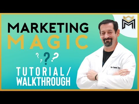Marketer Magic Tutorial Walk Through thumbnail