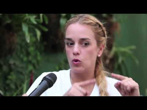 Hijo de Leopoldo López pide libertad para papi