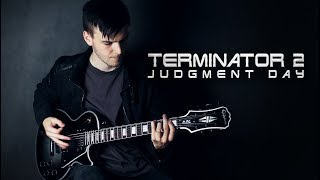 Terminator 2: Judgment Day (Metal Cover by Dextrila)