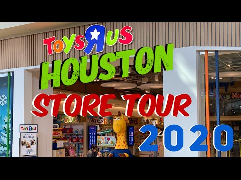 TOYS R US Houston Store Tour 2020 Toy Hunting Hunt