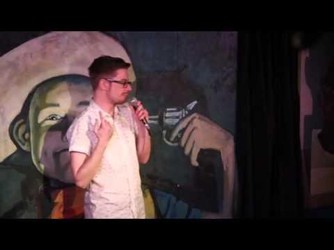"Liam Brierley - ""Sick sense of humour"", Bright Club Edinburgh"