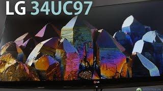 Монитор LG 34UC97-S: обзор изогнутого монитора