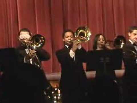 CRHS Trombone Kanye West Medley
