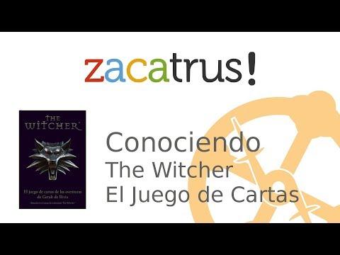 Conociendo The Witcher: El Juego de Cartas thumbnail
