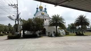 Православный храм в Таиланде. Паттайя 2018.