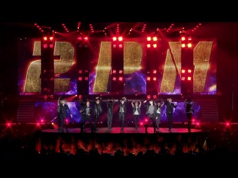 2PM - Don't Stop Can't Stop @ GENESIS OF 2PM