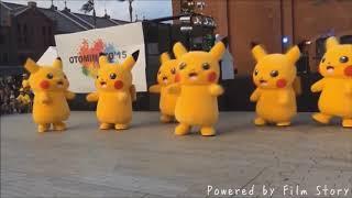 CDM DJ THAILAND   Cari Pokemon   Faiha   DJ GOLF REmix   146
