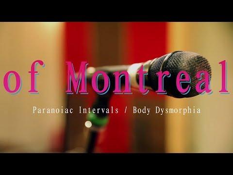 In the Studio with Kevin Barnes - Paranoiac Intervals/ Body Dysmorphia