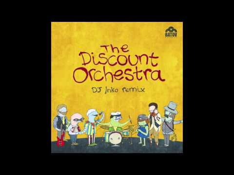 The Discount Orchestra - There She Stood (Dj Inko Remix)
