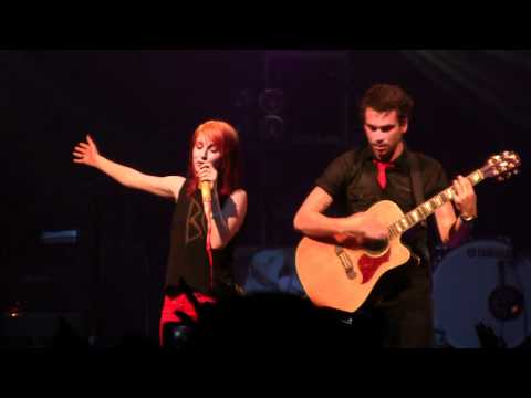 Paramore @ FBR15-