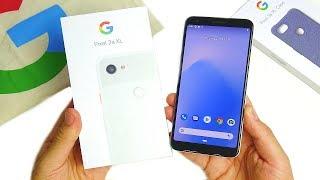 Google Pixel 3a XL Unboxing!