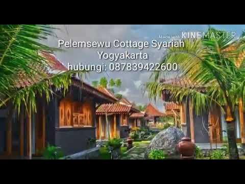 Pelemsewu Cottage Syariah Hub 087839422600 Youtube