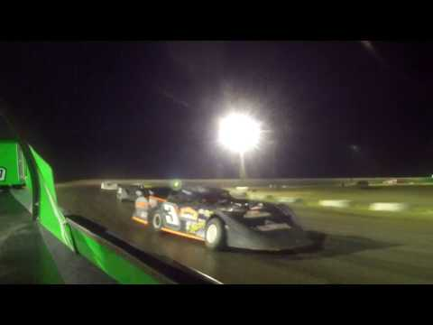 9/2/2017 Gillette Thunder Speedway main event (in car rear)
