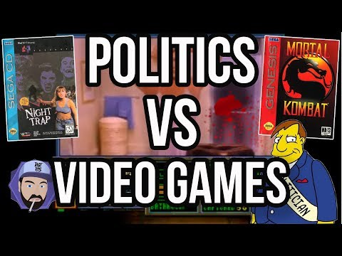 5 Times the US Government Tried to STOP Video Games   RGT 85 Classics