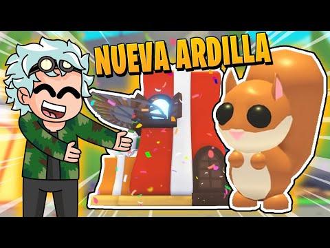 NUEVA ARDILLA en ADOPT ME y NUEVA TIENDA de JUGUETES - New Toy Shop Squirrel Pet | KraoESP Roblox