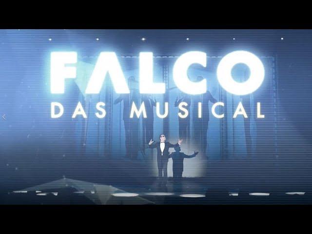 FALCO - DAS MUSICAL Trailer 2017/2018