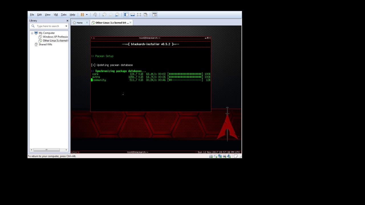 blackarch linux 32 bit iso download