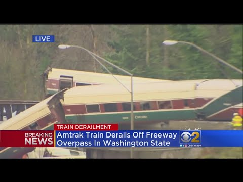 Did Derailed Amtrak Train Have Positive Train Control?