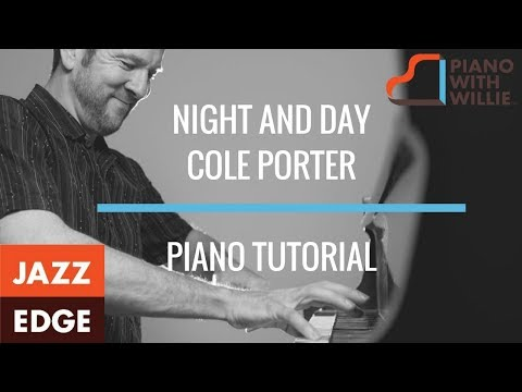 Night And Day by Cole Porter - Piano Tutorial by JAZZEDGE