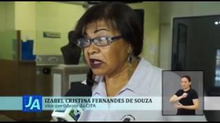 Jornal Acontece Posse CIPA - LIBRAS