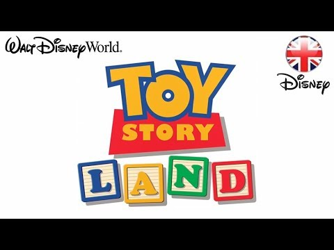 WALT DISNEY WORLD | Check Out The Slinky Dog Dash Ride at Toy Story Land! | Official Disney UK