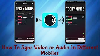 How to Sync Music or Video in Multiple Mobiles   Techy Minds screenshot 3