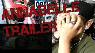 ANNABELLE: CREATION Trailer #1 REACTION!!!