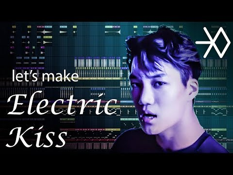 let's make the beat from EXO - Electric Kiss