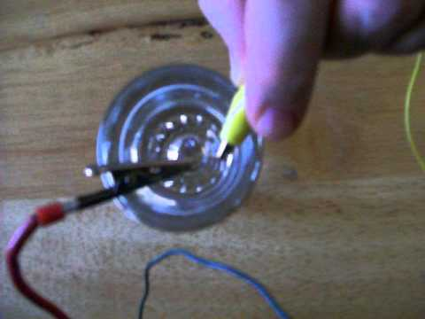 Stingo Colloidal Gold Electrolyzer 1