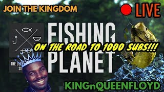 FISHING PLANET 1 IM GOOD LIKE FISH!!! FISH KING SUBSCRIBE AND LIKE
