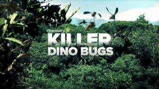 KILLER Dinosaur Bugs!
