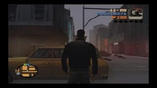 Grand Theft Auto 3 Mission sayonara Salvatore